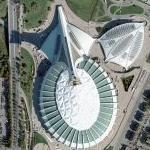 Olympic Stadium - Montreal (Bing Maps)