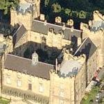 Lumley Castle (Birds Eye)