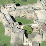 Allington Castle (Birds Eye)