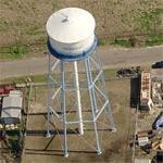 Jefferson Parish Water Tower (Birds Eye)