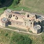 Stafford Castle (Birds Eye)
