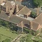 "Jimmy Page's ""Deanery House"" (Birds Eye)"