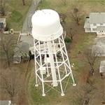 Glyndon Water Tower (Birds Eye)