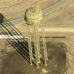 Northwood Water Tower (Birds Eye)