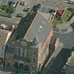 """Bristol Road Methodist Church"" by Thomas Lainson (Birds Eye)"