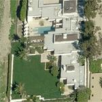 Brian Greenspun's house (Birds Eye)