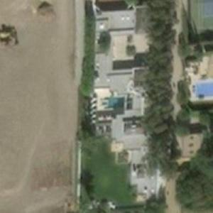 Simon Cowell's House (Bing Maps)