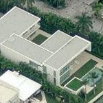 Chris Bosh's house (Birds Eye)