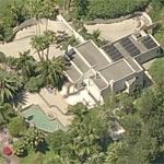 Kyle Boller's house (Birds Eye)