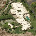 Dennis Washington's House (Birds Eye)