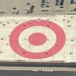 Target Store near O'Hare Airport (Birds Eye)
