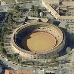 Plaza de Toros en Aranjuez (Bing Maps)