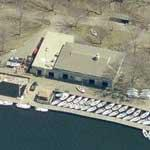 Union Boat Club Boathouse (Birds Eye)