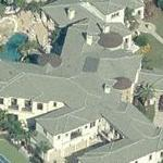 Johnny Damon's house (Birds Eye)