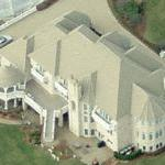 Dominick Gambino's house (Birds Eye)