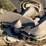 Walter Scott Jr.'s house (Birds Eye)