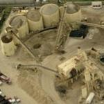 Blue Diamond Materials - Sun Valley Asphalt Plant (Birds Eye)