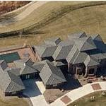 Sean Suiter's house (Birds Eye)