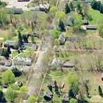 Historic Deerfield (Birds Eye)