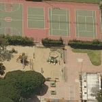 West Sunset Playground & Rec Center (Bing Maps)