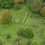 Alvecote Priory (Birds Eye)