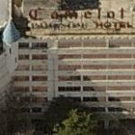 Camelot Parkside Hotel (Birds Eye)