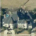 Brent Alford's house (Birds Eye)