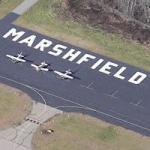 Marshfield Municipal Airport (Birds Eye)