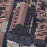 Basilica di San Petronio & Piazza Maggiore (Bing Maps)