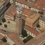 12th century clock tower (Bing Maps)