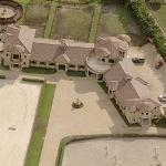 Bill Gredley's House (Birds Eye)