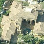 Dwight Howard's house (Birds Eye)