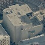 'Atlanta-Fulton Library' by Marcel Breuer (Birds Eye)