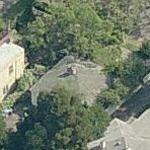 Jawed Karim's house (Birds Eye)