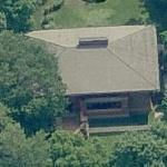 'Heurtley House' by Frank Lloyd Wright (Birds Eye)