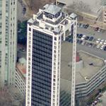 """2828 Peachtree"" by Womack + Hampton L.L.C (Birds Eye)"