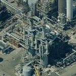 Structure at Bayway Refinery from Soprano's Opening Theme (Birds Eye)