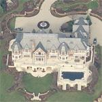 Derek Jeter's House (former) (Birds Eye)