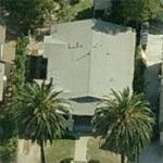 Robert Disney's house (former) (Birds Eye)