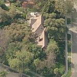 Bing Crosby's house (former) (Birds Eye)