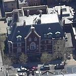 Residence of the Ambassador of Colombia to the U.S. (Thomas T. Gaff House) (Birds Eye)