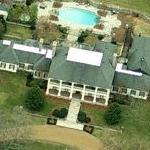 Roger Mick's house (Birds Eye)