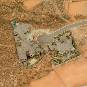 Russ Nielson's house (Birds Eye)