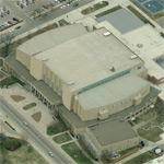 Memorial Coliseum (University of Kentucky) (Birds Eye)