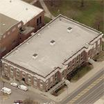 Alumni Gymnasium (University of Kentucky) (Birds Eye)