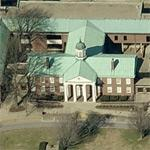 University of Louisville School of Law (Birds Eye)