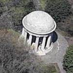 District of Columbia World War I Memorial (Bing Maps)