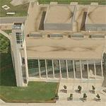 Duane G. Meyer Library (Birds Eye)