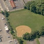 Beaver Dam Creek Softball Field - High Net in Left Field (Birds Eye)