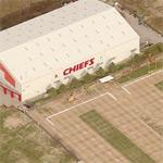 Kansas City Chiefs Practice Facility (Birds Eye)
